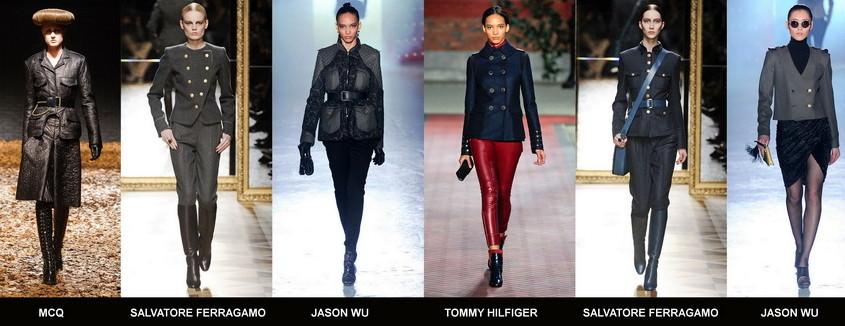 2012 2013 осень зима мода последние