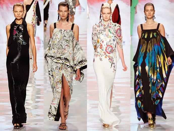 Модные итальянские платья 2013 Image