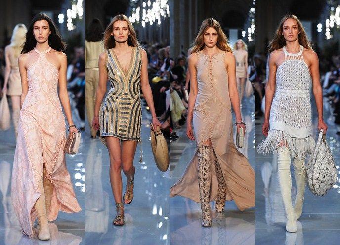 итальянские легкие платья 2013
