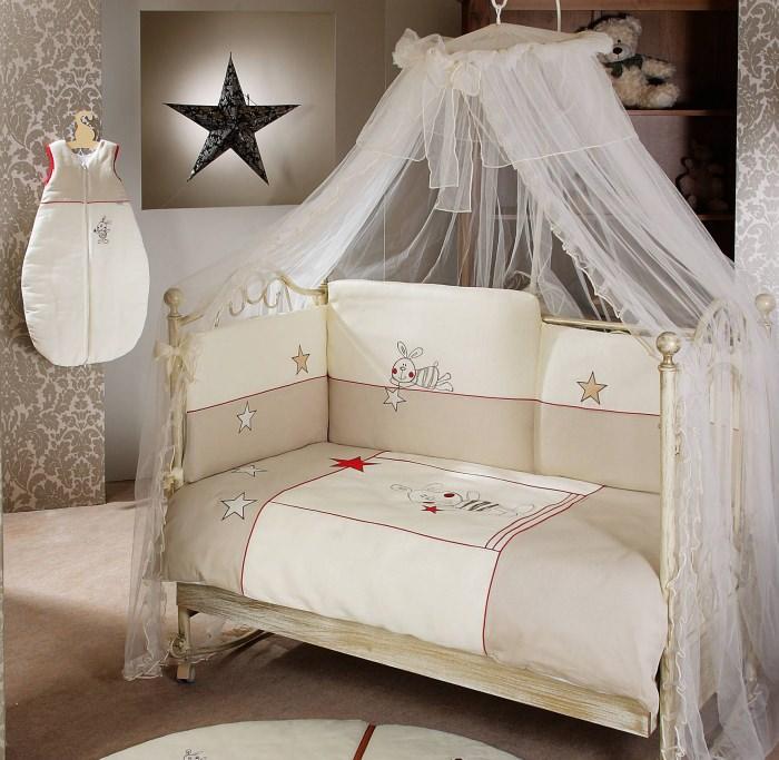 Выбираем постельное белье для младенца Image