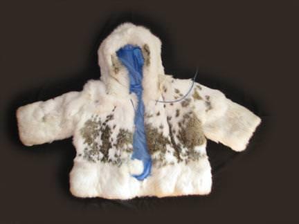 Кроличьи шубки — доступная красота Image