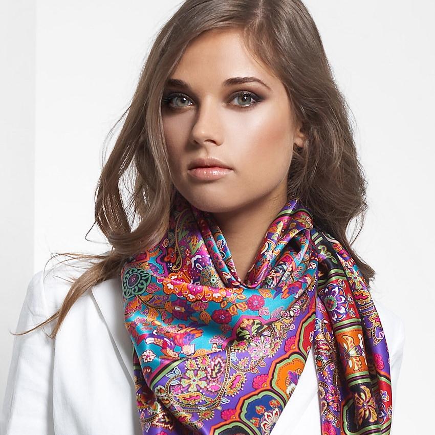 Модные шарфы сезона 2013 Image