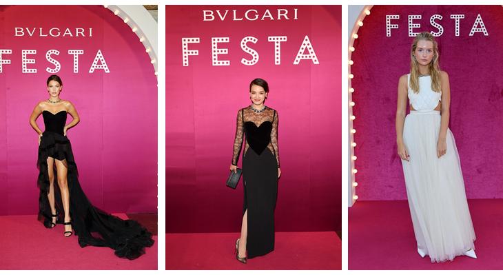 BVLGARI представил в Венеции новую коллекцию высокого ювелирного искусства Festa Image