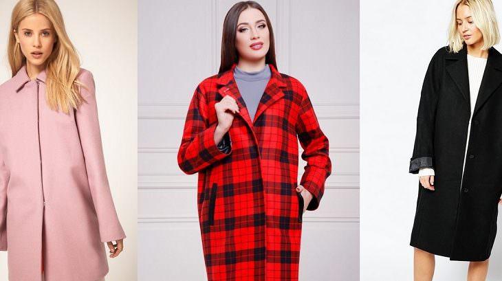Как выбрать осеннее пальто по типу фигуры— советы стилиста Salery.ru Image
