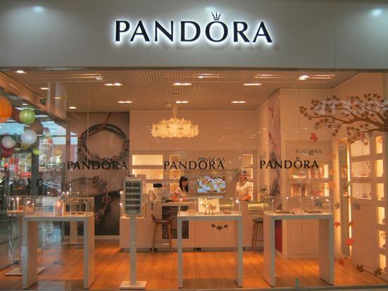 Pandora - краткая история ювелирного бренда