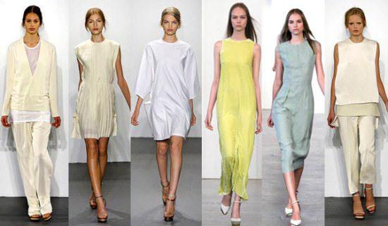Тенденции моды 2013: Минимализм Image