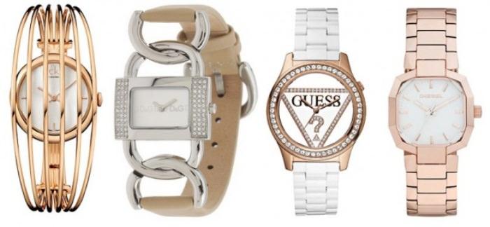 Модные тенденции 2013: женские часы Image