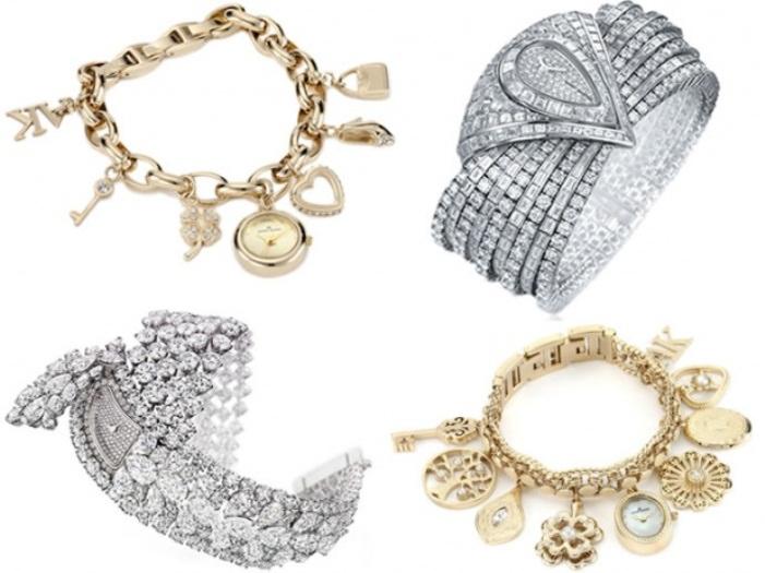 Модные тенденции 2013: женские часы