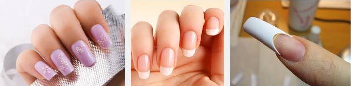 Как приклееть накладные ногти Image