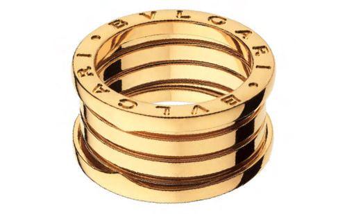 Большое золотое кольцо.