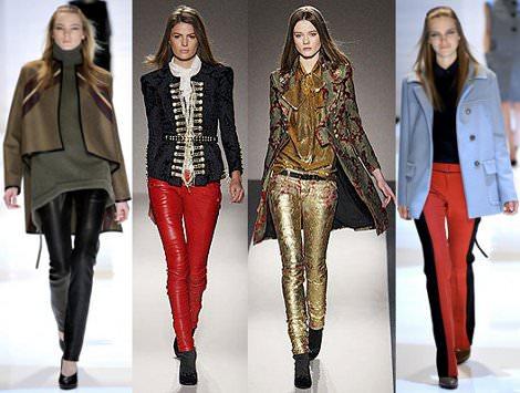 Модные женские брюки 2013-2014 Image