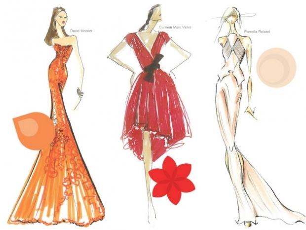Весна 2013 - модные цвета!
