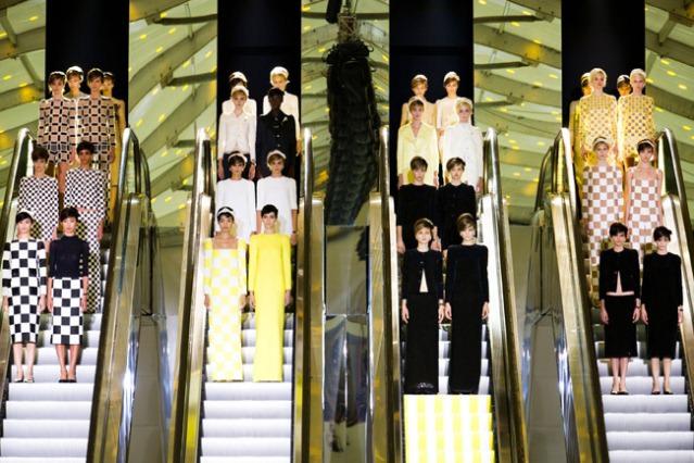Коллекция Louis Vuitton - весна 2013!
