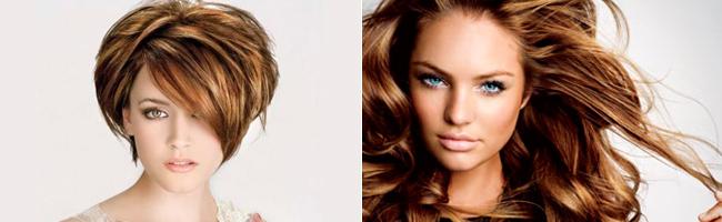 Окрашивание волос. Новые тенденции Image