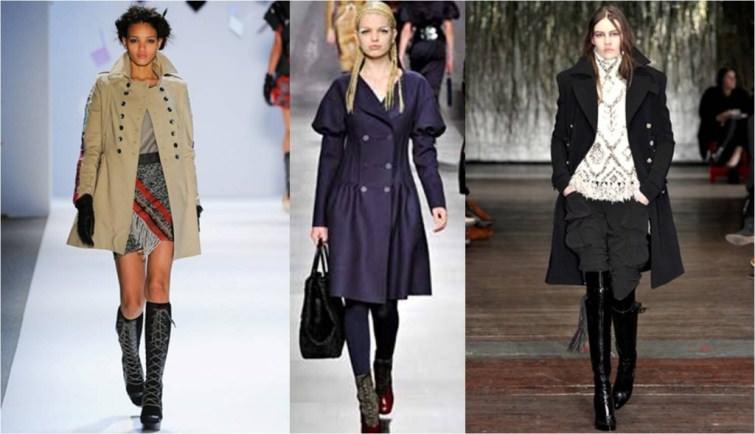 Модные плащи. Весна-2013