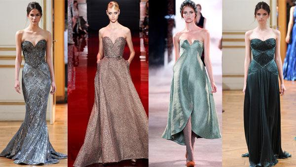 платья 2014 разрезы