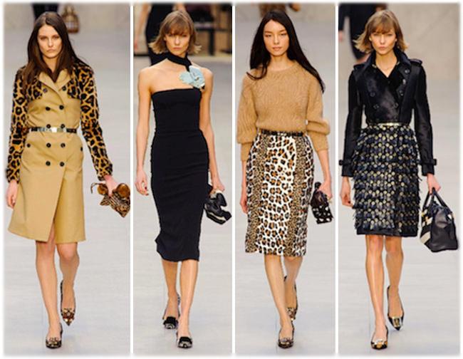 Модные тенденции женской осенней одежды 2013-2014 Image
