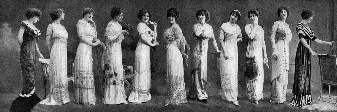 История модных показов Image