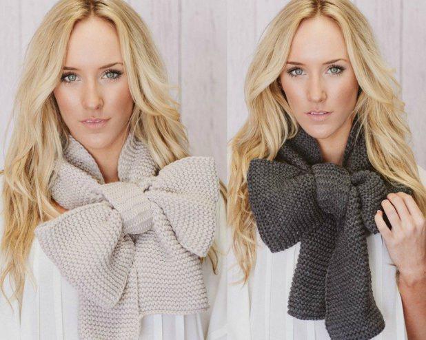 Модные шарфы сезона 2013