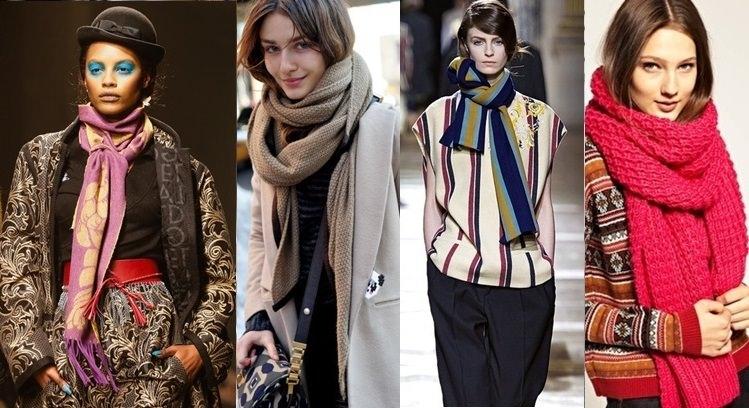 Какой шарф и шапку выбрать в 2014 году Image