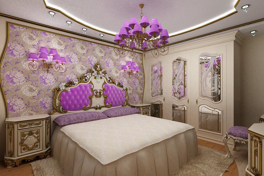 Рекомендации по обустройству женской спальни