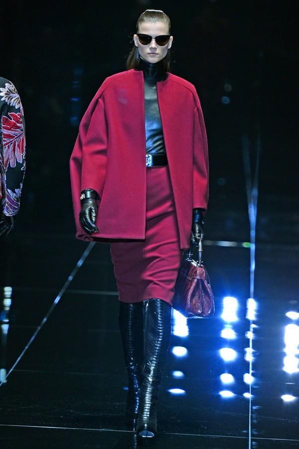 Женщина в моде, как Image