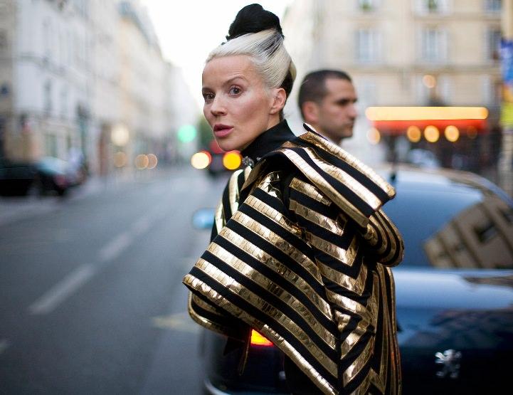Мода в разных уголках планеты