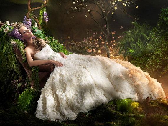 Ошибки при выборе свадебного платья Image
