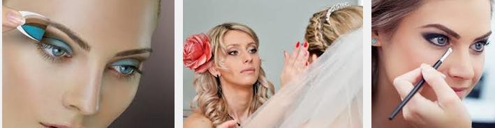 Как самой сделать свадебный макияж Image