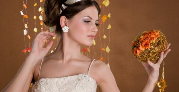 Свадебный макияж — советы и тенденции 2013! Image