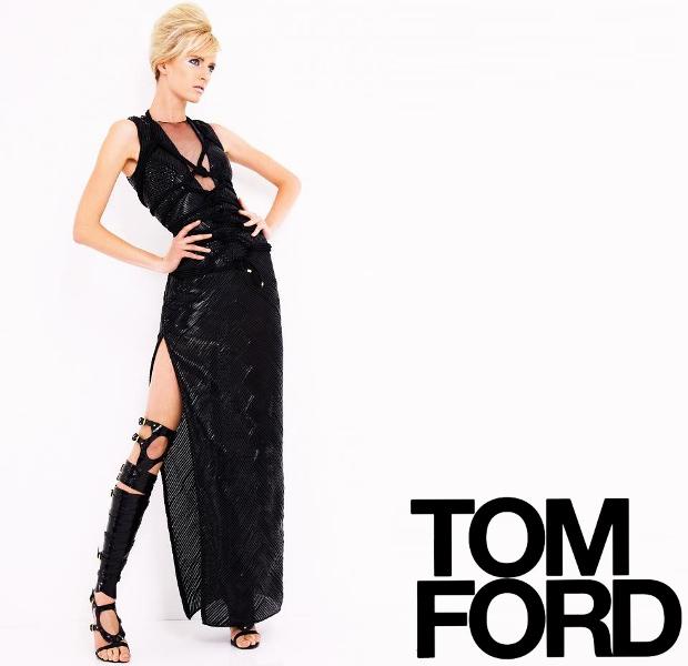 Том Форд — коллекция весна/лето 2013: невинность и порочность Image
