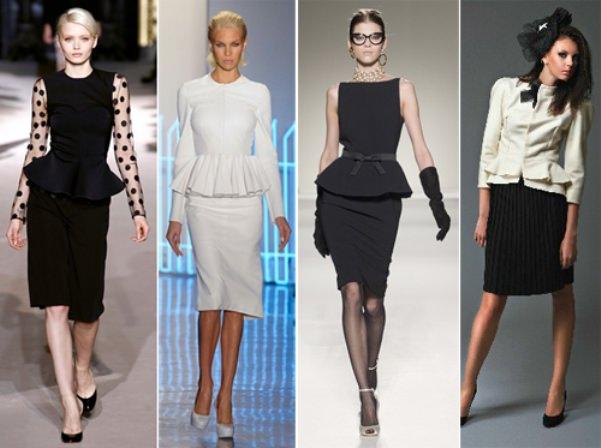 Модные тенденции 2013: В центре внимания баска! Image
