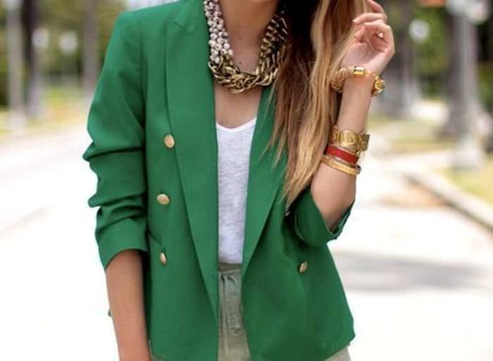 Тренды 2013 — женские пиджаки и блейзеры Image