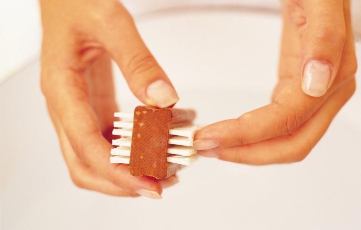 ухаживаем за ногтями
