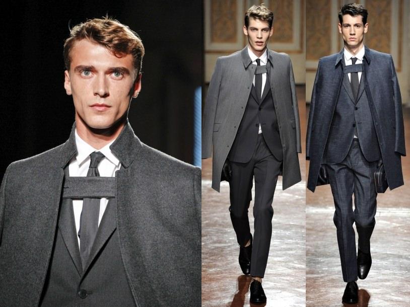 Мужской костюм 2013: сдержанная элегантность Image