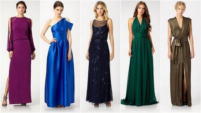 Вечерние платья. Сегодня модно… Image