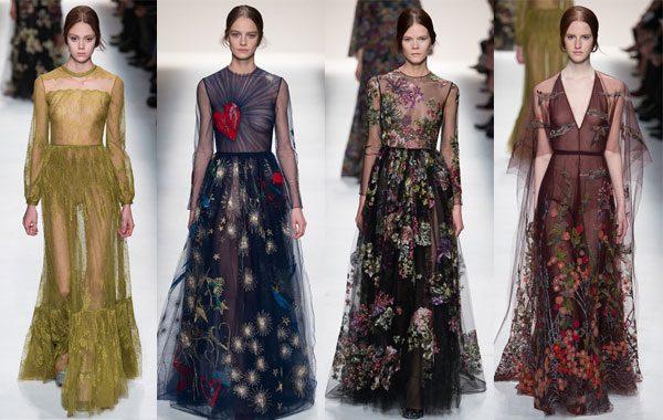 откровенные вечерние платья