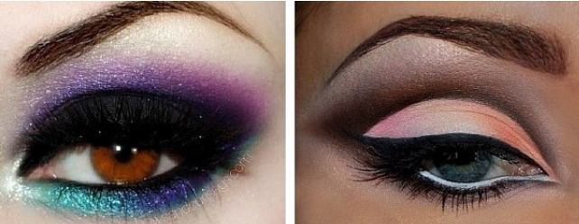 Вечерний макияж для глаз (фото) Image