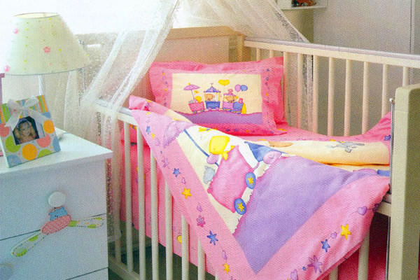 Выбираем постельное белье для младенца