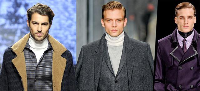 Мужская мода сезона осень-зима 2013/2014 Image